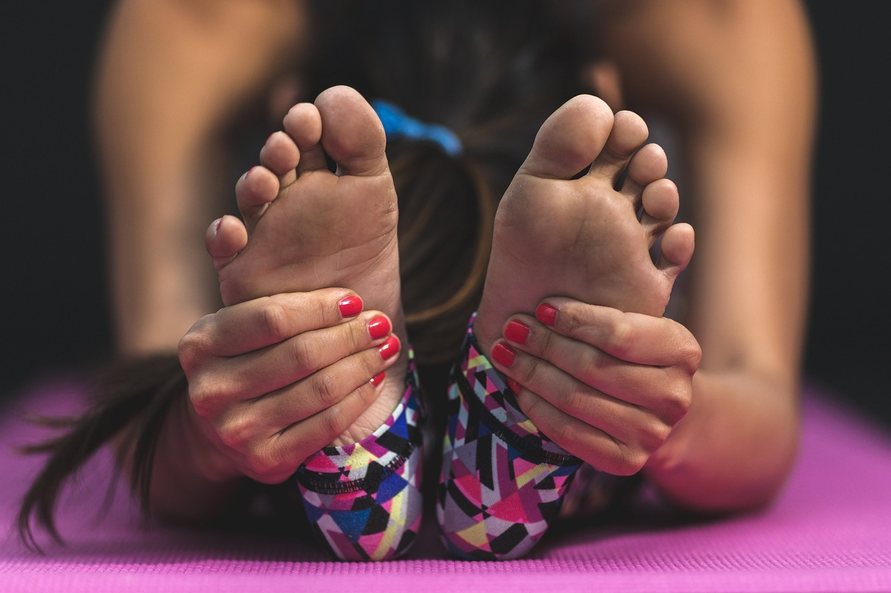 Treating High Arch Foot Pain