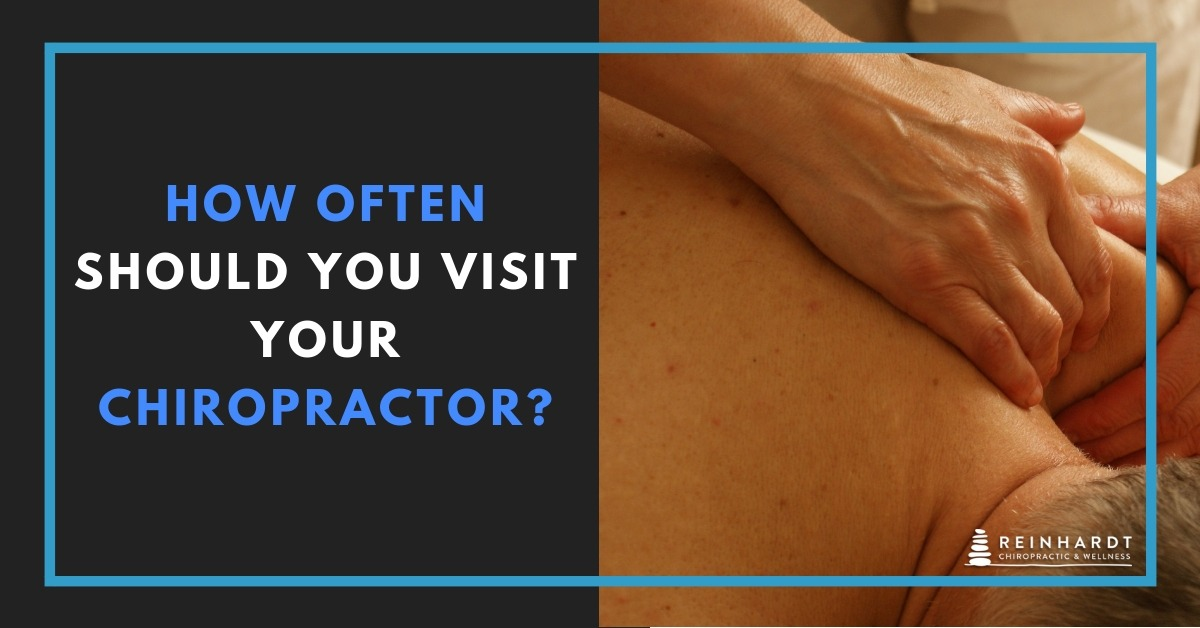 How Often Should you Visit Chiropractor