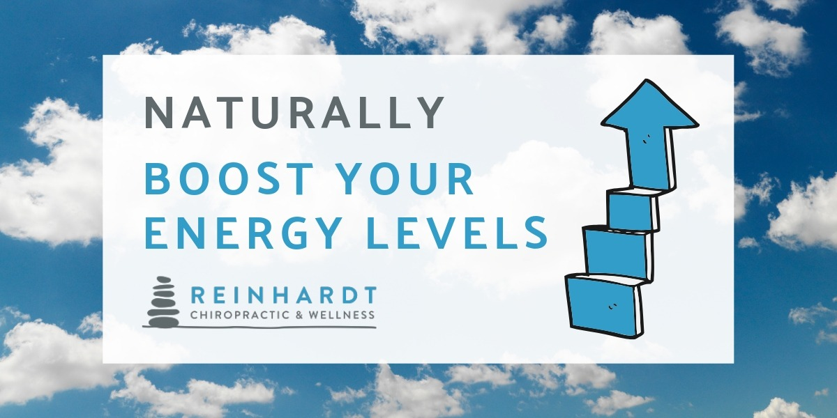 5 Ways to Boost your Energy Naturally